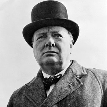 Winston Churchill (Image via Wikipedia)