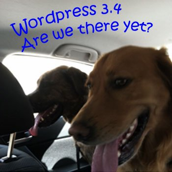 Using captions and embeds in WordPress 3.4