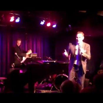 Mark Nadler - a favourite of the Adelaide Cabaret Festival scene