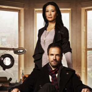 Holmes and Watson from Elementary (Image