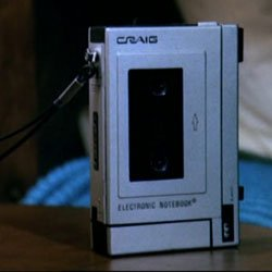 Tape Recorder - an image to demonstrate sharing from Flickr