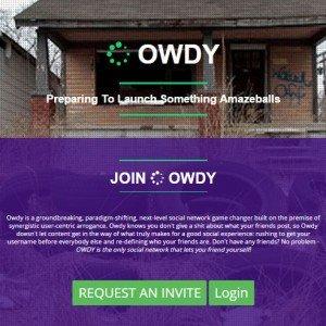 ello-owdy-social-distraction