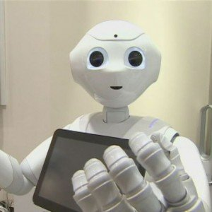 start blogging to beat robot jobs Image: ABC