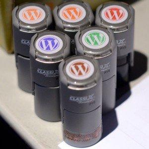 wordpress-stamps Photo: Kristina ALexanderson via Flickr
