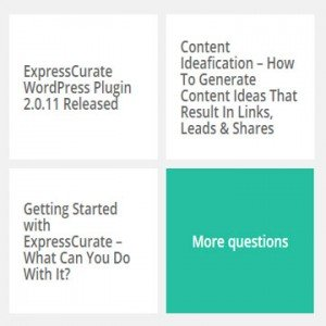 expresscurate wordpress 4.4 conflict