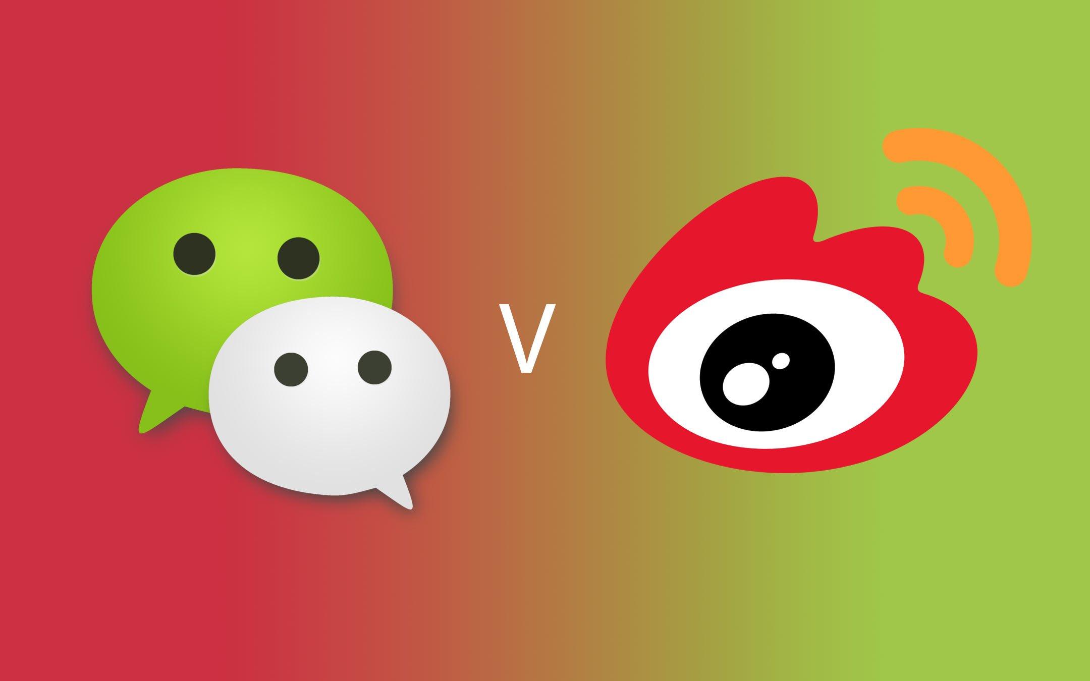WeChat vs Weibo: Chinese social media part 2 - Baker Marketing