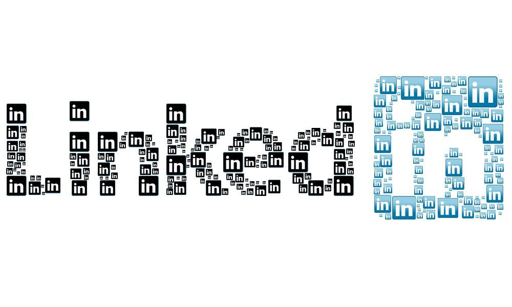 How effective is content creation and how do you distribute it on LinkedIn?