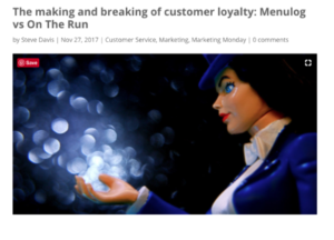 Baker Marketing Social Media Strategy