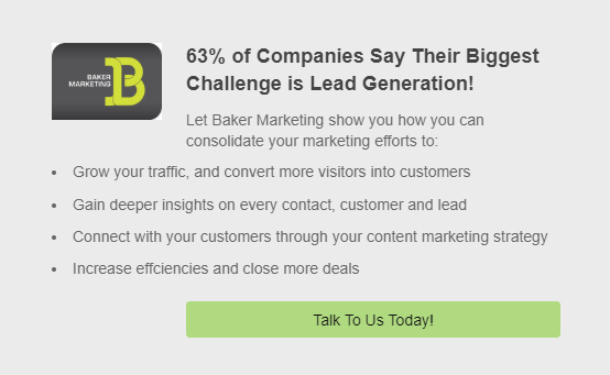 Lead Conversion: Pop-Up Call To Action
