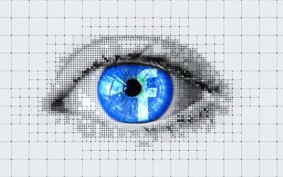 Facebook Remarketing Watching Eye