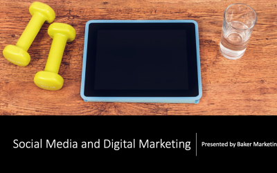 Social Media & Digital Marketing